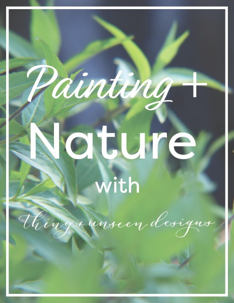 Nature and Painting Workshop Cover Photo