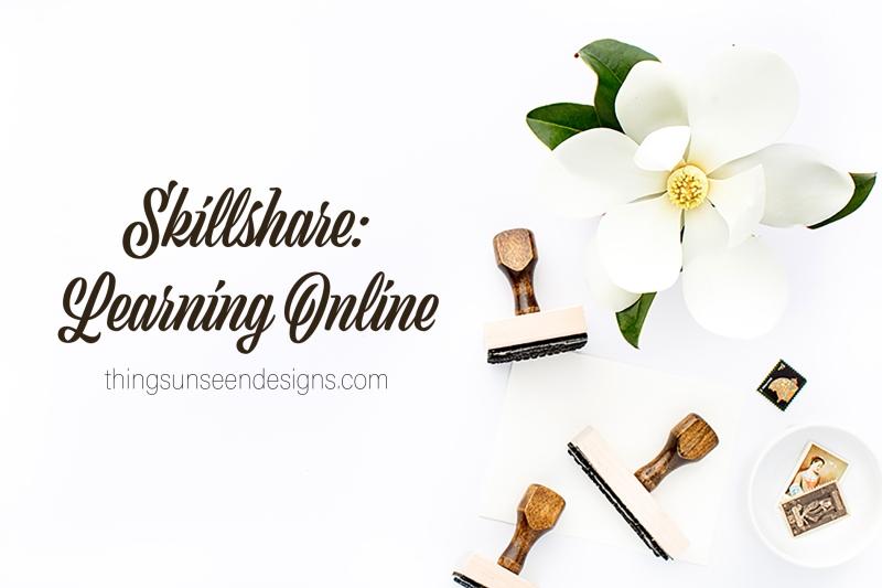Skillshare Learning Online blog post photo