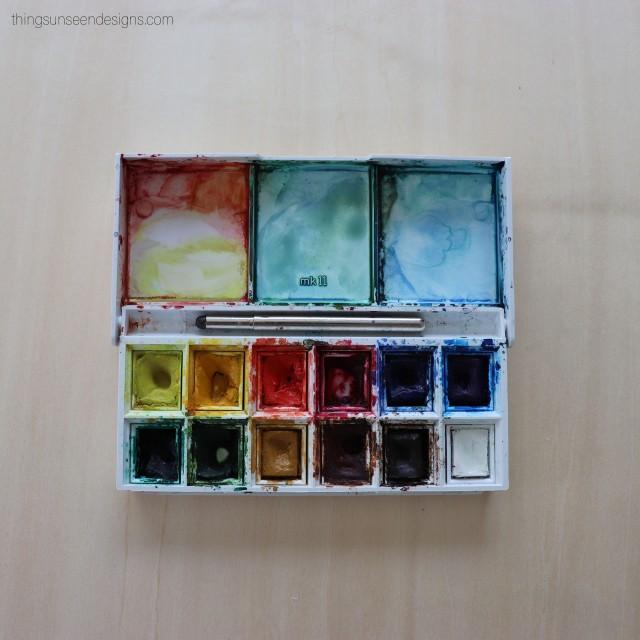 WN Pan Paints